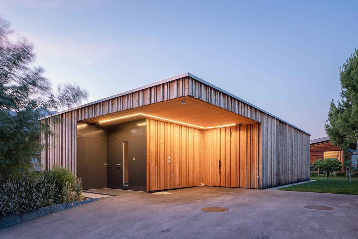 habitation Bramois - 2017 © Nicolas Sedlatchek