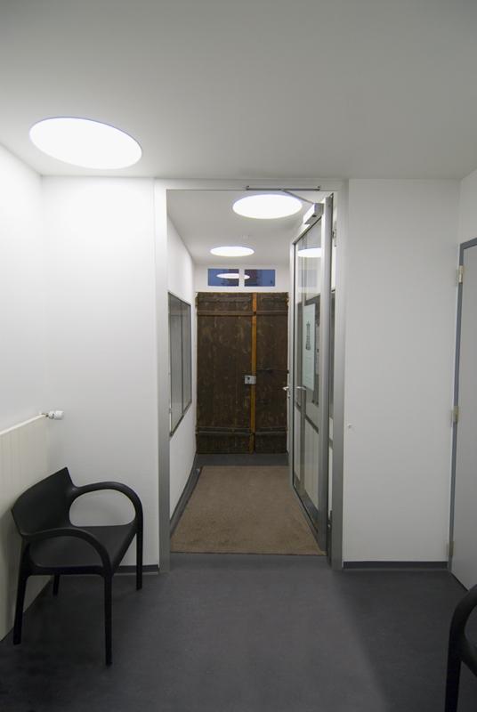 administration communale de Saillon - 2007