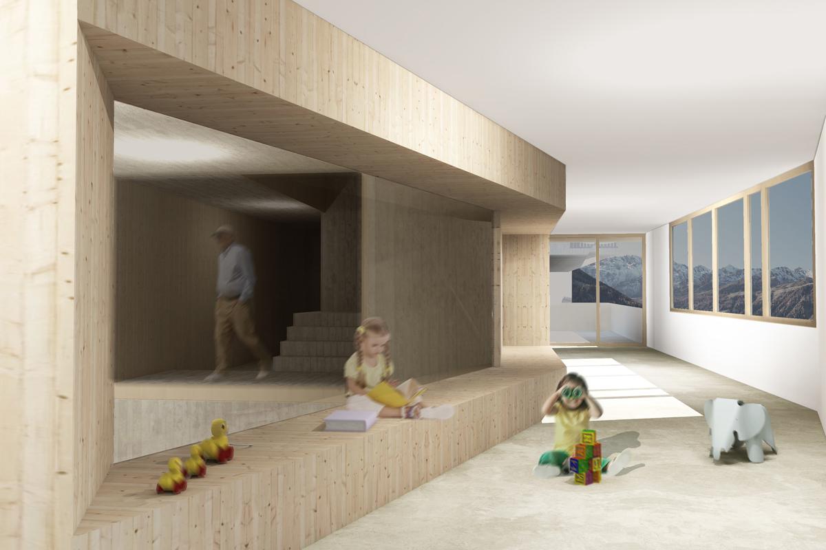 maison des générations à st-martin - 2011 - 1er prix - cheseauxrey sàrl