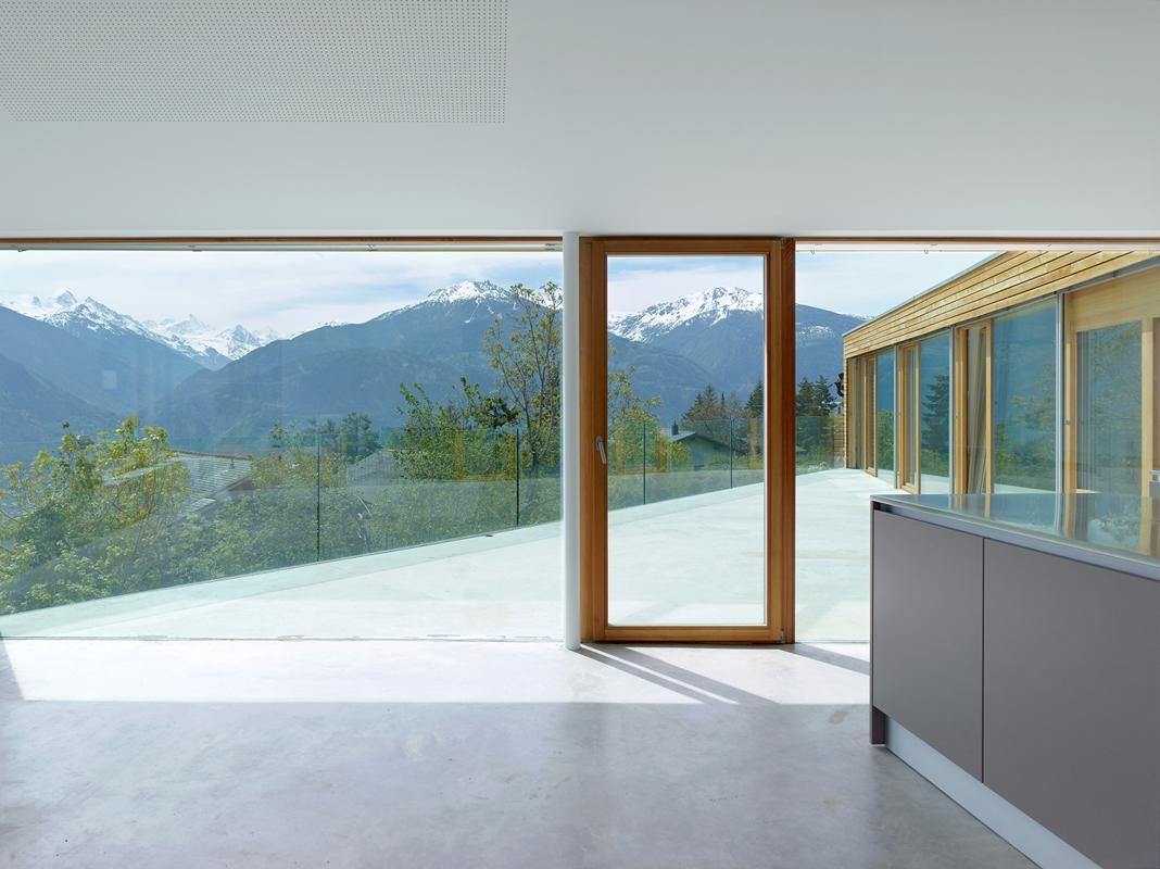 habitation andenmatten - 2013 © Thomas Jantscher