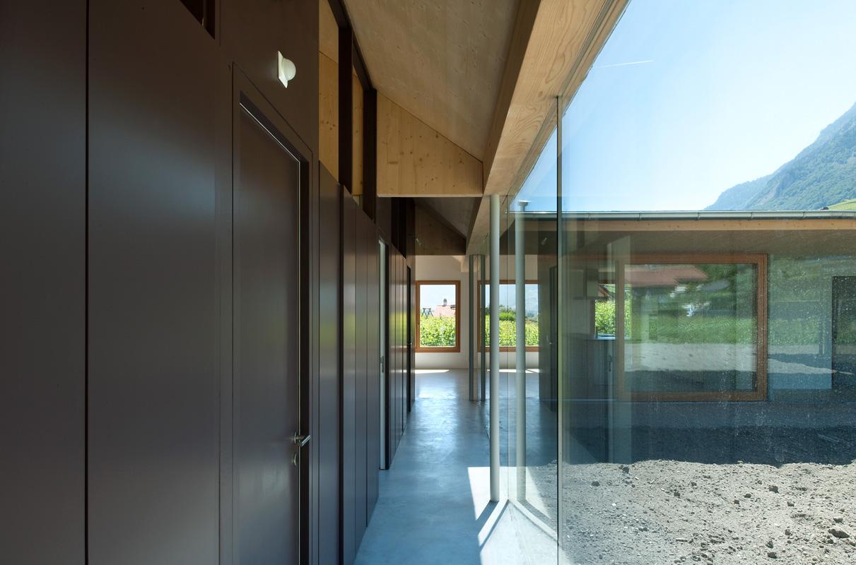 habitation bessard - 2008 © Thomas Jantscher