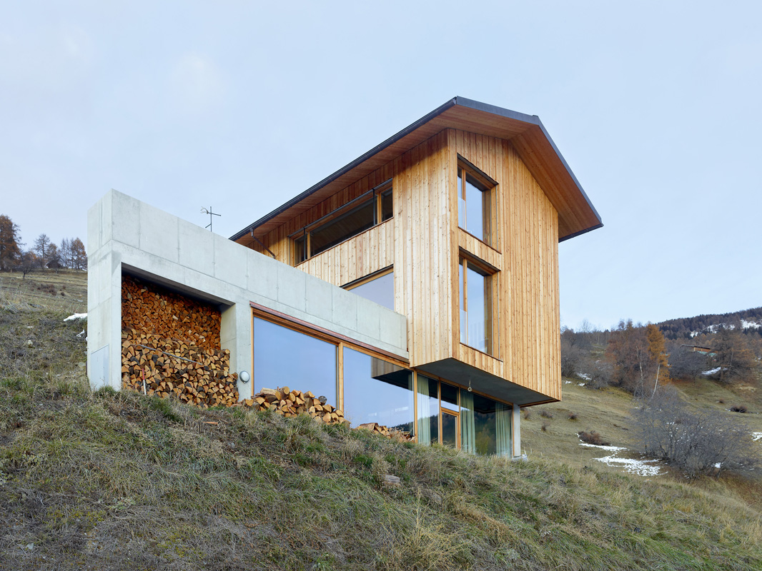 habitation bluhm - 2012 © Thomas Jantscher