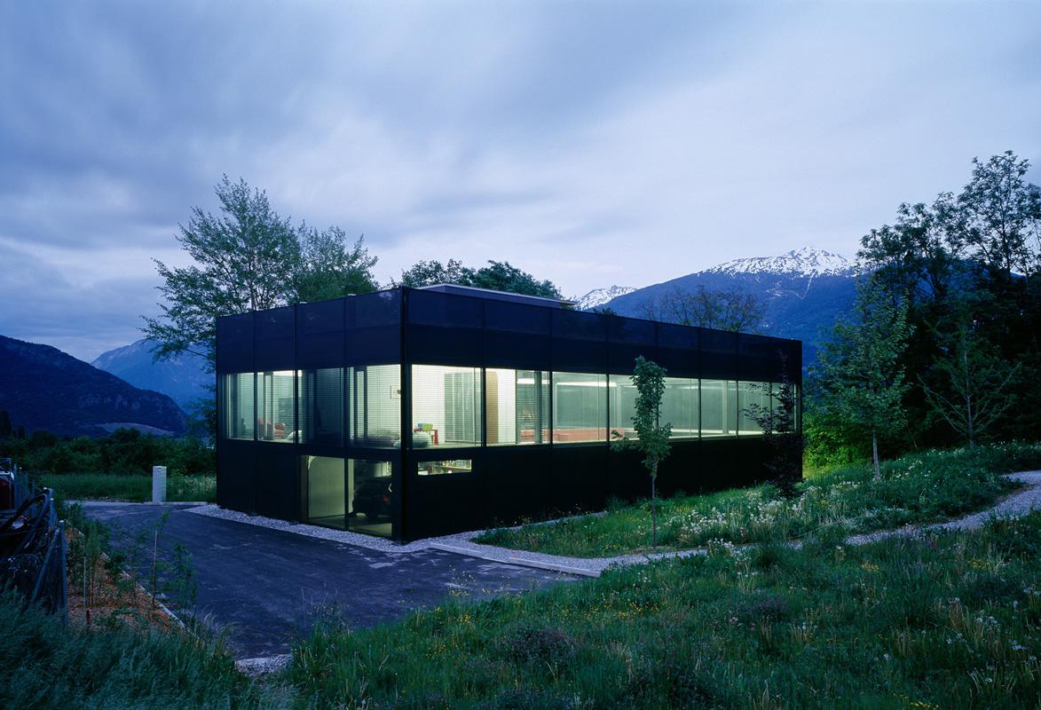 habitation cheseaux - 2005 © Thomas Jantscher