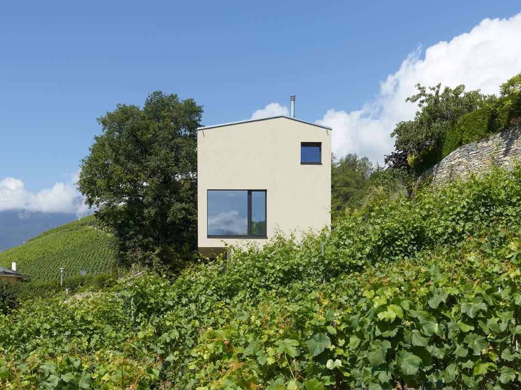 habitation cuccinelli - 2012 - cheseauxrey sàrl © Thomas Jantscher