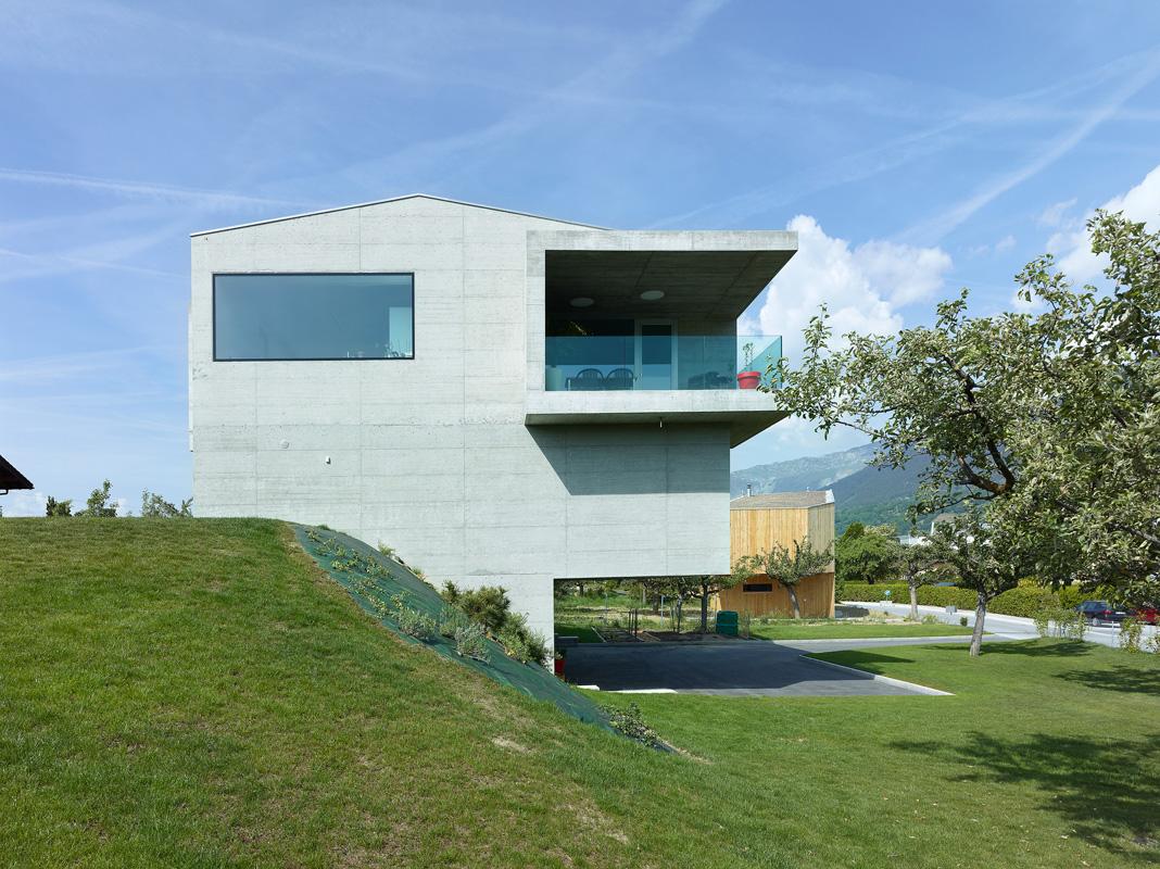 habitation herkenne - 2009 © Thomas Jantscher
