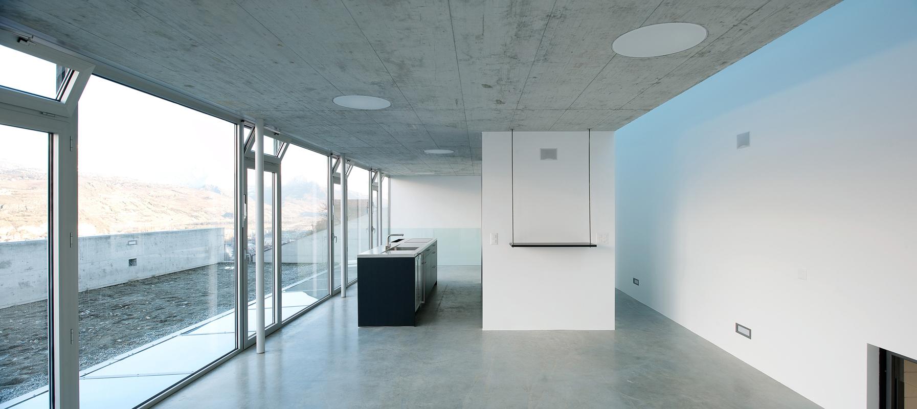 habitation pilloud - 2009 © Thomas Jantscher